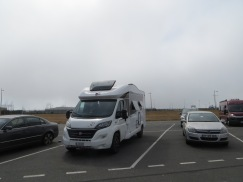 Parking, DFDS Ferry Port