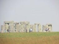 Stonehenge, in passing