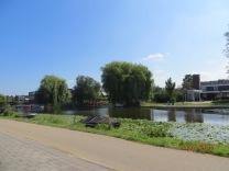 Canal through Gouda