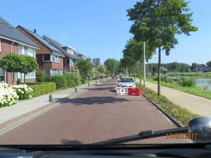 Leaving Gouda