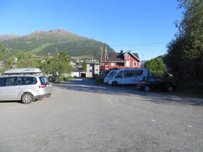 Carpark, Narvik