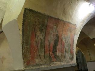Romanesque church, 12thC
