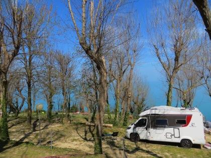 Campsite Gabicce Monte
