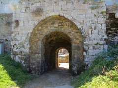 Fort Methoni internal gateways